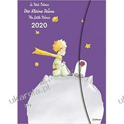 Kalendarz Mały Książę Der kleine Prinz 2020 Magneto Diary Calendar