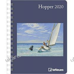 Kalendarz Hopper 2020 Diary Calendar Kalendarze ścienne