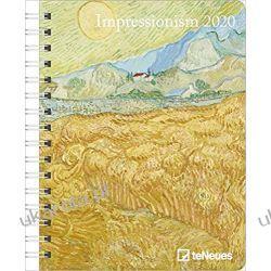 Kalendarz Impressionism 2020 Diary Calendar