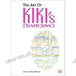 The Art of Kiki's Delivery Service (Studio Ghibli Library) Książki i Komiksy