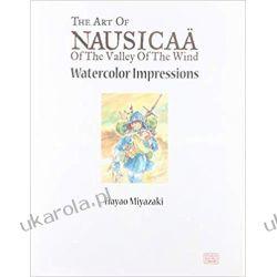 The Art of Nausicaa Valley of the Wind Biżuteria