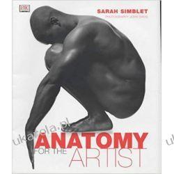 Anatomy for the Artist Książki i Komiksy