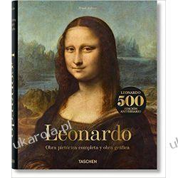 Leonardo The Complete Paintings and Drawings Książki i Komiksy