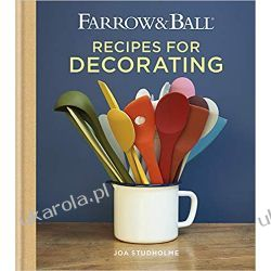 Farrow & Ball Recipes for Decorating Książki i Komiksy