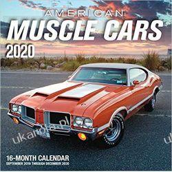 Kalendarz American Muscle Cars 2020 16-Month Calendar - September 2019 through December 2020