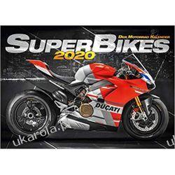 Super Bikes 2020 Calendar - Motorcycles - Motorbikes Książki i Komiksy