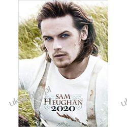 Sam Heughan 2020 Calendar - Jamie Fraser - Outlander  Książki i Komiksy
