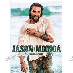 Kalendarz Jason Momoa 2020 Calendar Książki i Komiksy