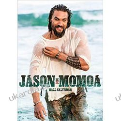 Kalendarz Jason Momoa 2020 Calendar Kalendarze ścienne