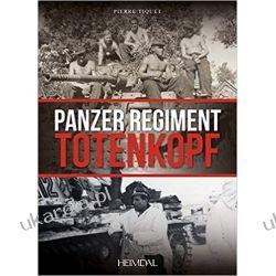 Panzer Regiment Totenkopf Pierre Tiquet  Książki i Komiksy