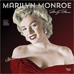 Kalendarz Marilyn Monroe 2020 Square Wall Calendar Książki i Komiksy
