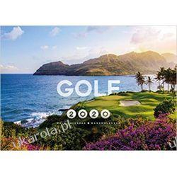 Kalendarz Golf 2020 Calendar pola golfowe Pozostałe