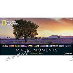 National Geographic Magic Moments 2020 Calendar Książki i Komiksy