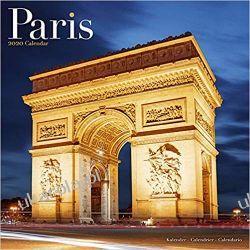 Kalendarz Paryż Paris Calendar 2020