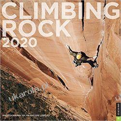 Kalendarz Climbing 2020 Square Wall Calendar wspinaczka Książki i Komiksy