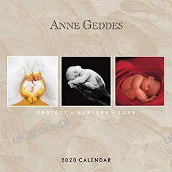 Kalendarz Anne Geddes Protect Nurture Love 2020 Square Wall Calendar