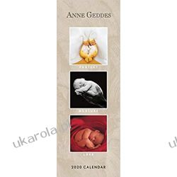 Kalendarz Anne Geddes 2020 Slim Calendar