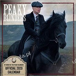 Peaky Blinders 2020 Calendar - Official Square Wall Format Calendar