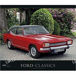 Ford - Classics 2020 Calendar Książki i Komiksy