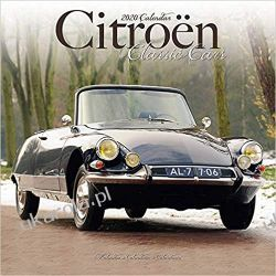 Citroen Classic Cars Calendar 2020