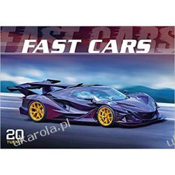 Fast Cars 2020 Calendar