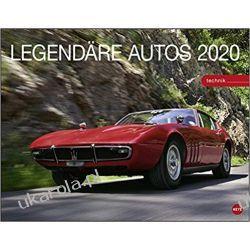 Kalendarz Legendare Autos 2020 Calendar legendarne samochody