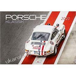 Kalendarz Porsche Klassik 2020 Calendar  Książki i Komiksy
