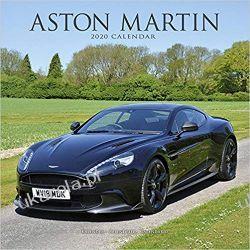 Kalendarz Aston Martin Calendar 2020