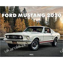 Ford Mustang 2020 Sportwagen-Legenden aus den USA Calendar