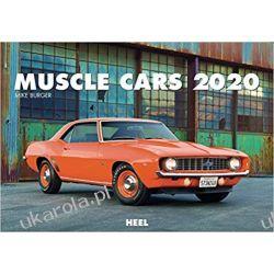Muscle Cars 2020 Die spektakulärsten und schönsten Super-Cars Calendar