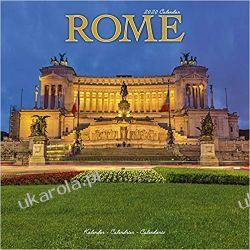 Kalendarz Rome Calendar 2020 Rzym Włochy