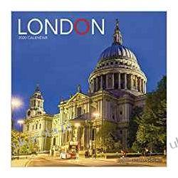 Kalendarz London Calendar 2020 by Avonside Publishing Ltd Londyn
