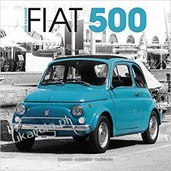 Kalendarz Fiat 500 Calendar 2020  Książki i Komiksy