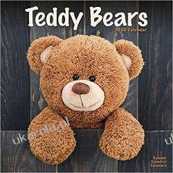 Kalendarz Teddy Bears Calendar 2020 misie pluszaki Książki i Komiksy