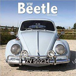 Kalendarz Beetle Calendar 2020 garbus vw