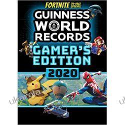 Guinness World Records Gamer's Edition 2020 księga rekordów guinnessa dla graczy Książki obcojęzyczne