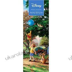 Thomas Kinkade Studios Disney Dreams Collection 2020 Slim Calendar Pozostałe