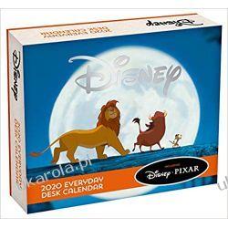 Disney Classics Desk Block 2020 Calendar - Page-a-Day Calendar  Pozostałe
