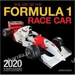 The Art of the Formula 1 Race Car 2020 Pozostałe