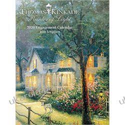 Thomas Kinkade Painter of Light with Scripture 2020 Diary Calendar  Pozostałe