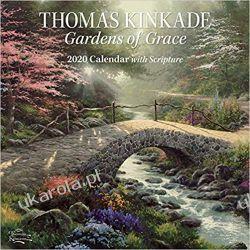 Thomas Kinkade Gardens of Grace 2020 Square Wall Calendar  Pozostałe