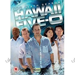 Hawaii Five-0 The Sixth Season Płyty DVD