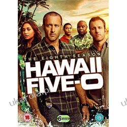 Hawaii Five-0 - Season 8  Płyty DVD