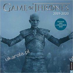 Game of Thrones 2019-2020 17-Month Calendar