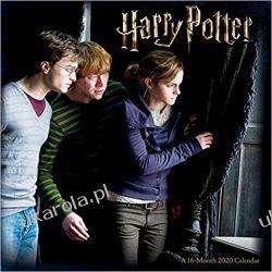 Kalendarz Harry Potter 2020 Calendar  Historyczne