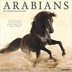 Arabians 2020 Calendar konie araby Marynarka Wojenna