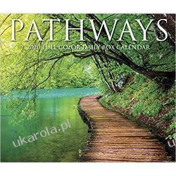 Pathways 2020 Calendar box ścieżki drogi Pozostałe