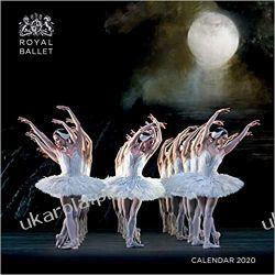 Royal Ballet Wall Calendar 2020 balet Kalendarze ścienne