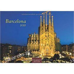Barcelona 2020 L 50x35cm Calendar Broń palna