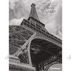 2020 Paris 48 x 64 Poster Calendar Pozostałe